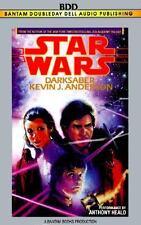Star Wars Darksaber Abridge Audiobook Science Fiction Han Solo Luke Skywalker