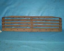 1942 Chrysler Grill Panel Sheet Metal OEM NEW NOS