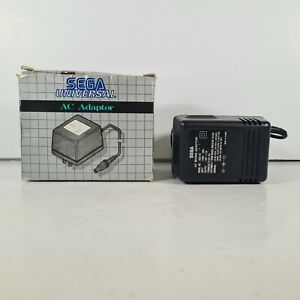 Sega Universal Box AC Adapter Plug Power 1602 Master System Mega Drive Game Gear
