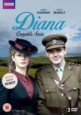 DIANA (1984): BBC TV Season Series: 1920s Britain - Patsy Kensit - NEW R2 DVD