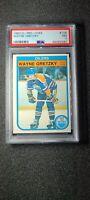 1982 O-Pee-Chee OPC Wayne Gretzky #106 PSA 7