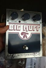 NEW Mudhoney signed Big Muff Classic Electro Harmonix Autographed Chris Cornell