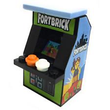 Custom LEGO Fortbrick Classic Arcade Machine