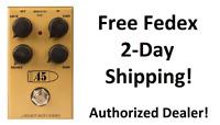 New J Rockett Audio Designs 45 Caliber Overdrive Guitar Effects Pedal