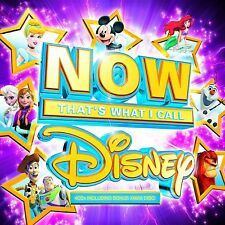 'NOW THAT'S WHAT I CALL DISNEY' (Includes Xmas Disc) 4 CD SET (2014)