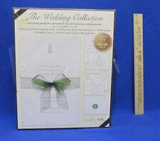 NOS The Wedding Collection 50 Invites Envelopes Response Cards Programs & MORE