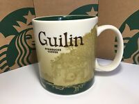 New Starbucks Coffee Collector Series Global Icon Guilin City Mug 16 oz