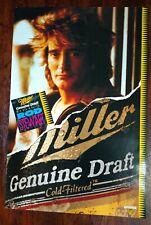Miller Genuine Draft Beer Presents Rod Stewart Poster