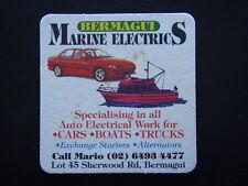 BERMAGUI MARINE ELECTRICS LOT 45 SHERWOOD RD MARIO 02 64934477 COASTER
