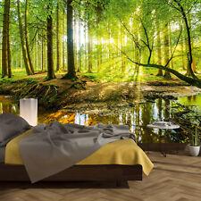 wald fototapeten f r ebay. Black Bedroom Furniture Sets. Home Design Ideas