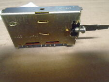 KENWOOD KR-6600 LEVER SWITCH ACOUSTIC +6DB 50Hz Or +6DB 800Hz