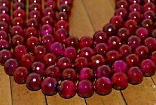 New 15 inch strand Ruby Agate Gemstone Beads - 10mm - G170