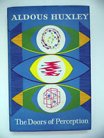 Doors of Perception Aldous Huxley First Edition 1954 Chatto & Windus