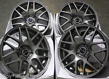 "18"" DARE X2 ALLOY WHEELS FITS 5X100 AUDI VW CRYSLER SEAT SKODA TOYOTA VOLKSWAGEN"