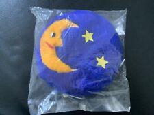 Vintage Mary Meyer Kissen Mond Mit Spieluhr Um 1980 Für Sammler Neu Plüsch