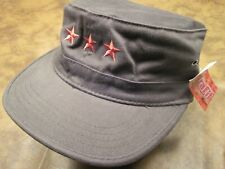 Dixie,Chicks, Stars,Embroidered,Military,    Hat,Brown,97% Cotton,3% Spandex,New