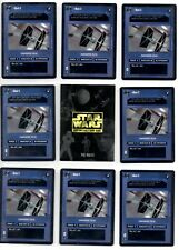Star Wars CCG Common and Uncommon Sets