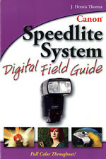 CANON - Speedlite System - 24x16cm - 216 p. English