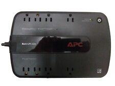 APC UPS: BACK-UPS 600  120V (BN600G)