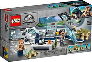 Lego Jurassic World 75939 Il Laboratorio del Dr. Wu Fuga dei Baby Dinosauri