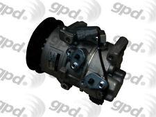 New A/C Compressor fits 2006-2009 Toyota Yaris  GLOBAL PARTS