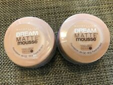 Maybelline Dream Matte Mousse Foundation Sandy Beige 18g