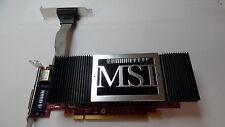 MS-V116 MSV116 MS V116 NX8400GS-TD512EH 512MB GeForce 8400GS SFF Video Card