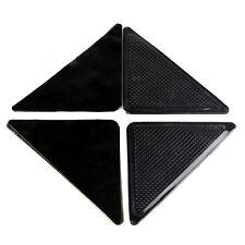 4PCS Anti Slip Rug Non Slip Carpet Mat Grippers Tape For Home Mini Rug
