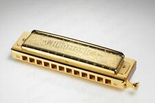 Hohner Super Chromonica Gold 48/270 Chromatic Harmonica Worldship FREE 2 Day Air