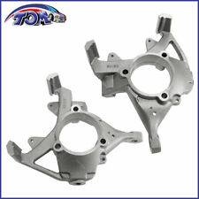 Brand New Steering Knuckle Front Steering Spindle Left & Right Pair Kit For Jeep