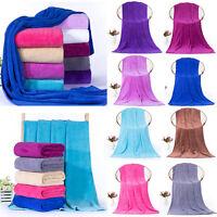 Super Soft Absorbent Bath Towel Shower Body Beauty Salon Bath Sheet SPA Wrap