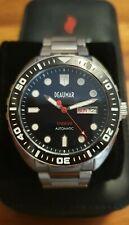 Deaumar Ensign Watch -Seiko NH36 Mechanical Automatic - Sapphire Ceramic 230/300