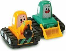 VTech Toot-Toot Cory Carson PlayZone Kimmy & Timmy Mini Tractor Play Set