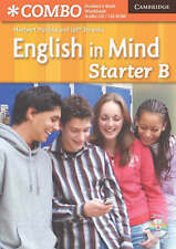English in Mind Starter B Combo with Audio CD/CD-ROM, , Very Good condition, Boo