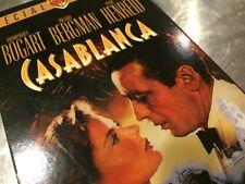 Casablanca (Vhs, 2001, Special Edition)