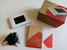 Neuwertiger LTE 4G ZTE Vodafone R218  WiFi Router - Weiß ohne Simlock Hotspot