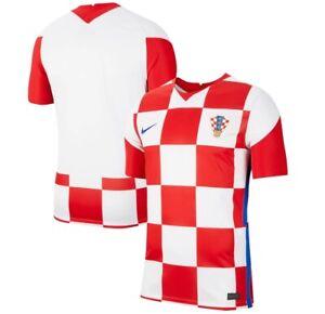 Croatia Home Euro Football Shirt 2020/21