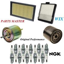 Tune Up Kit Filters Spark Plugs For FORD F-350 SUPER DUTY V10 6.8L 1999-2004