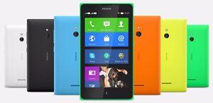 "Nokia XL RM-1030 (FACTORY UNLOCKED) 5.0"" - Black, Blue, Green, Orange, White"