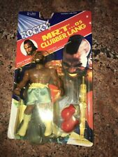 Phoenix Toys Mr. T Clubber Lang Rocky Balboa Vintage Wrestling Figure MOC