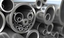 Mild Steel Precision Round Tube / Pipe /  Many sizes and lengths -Multivariation