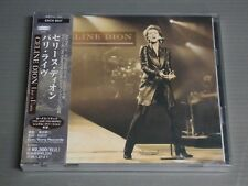 CELINE DION Japan Promo CD with OBI, LIVE A PARIS still sealed