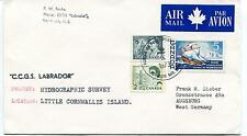 1973 Resolute Bay Labrador Little Cornwallis Island Polar Antarctic Cover