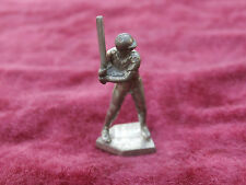 Baseball Batter, Hasbro Monopoly Game Token Pewter Figure