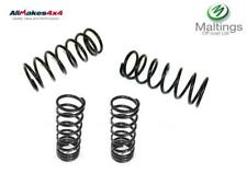 landrover discovery td5 coil spring set discovery td5 suspension springs x4 std