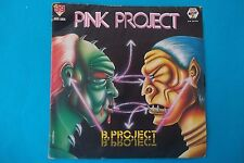 """PINK PROJECT """" B. PROJECT """" 45 GIRI 1983 BABY RECORDS NUOVO"""