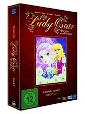 LADY OSCAR DIE ROSE VON VERSAILLES DIE KOMPLETTE SERIE EPISODEN 1-40 DVD