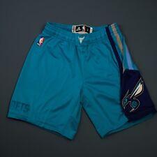 100% Authentic Hornets Teal Pro Cut Shorts Size M - kemba walker dwight howard