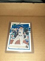 2020 DONRUSS GAVIN LUX RATED ROOKIE CARD #44 Los ANGELES DODGERS