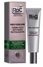 RoC Pro-Sublime Anti-Wrinkle Eye Reviving Cream  sensitive area of  eye contour